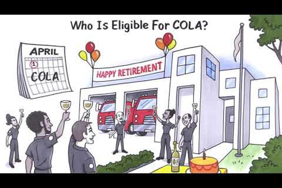 "Cost-of-Living Adjustment (COLA) and ""COLA Bank"""