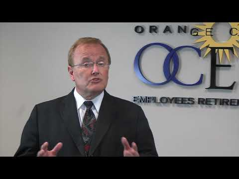 CEO Steve Delaney – An important update on OCERS' operations