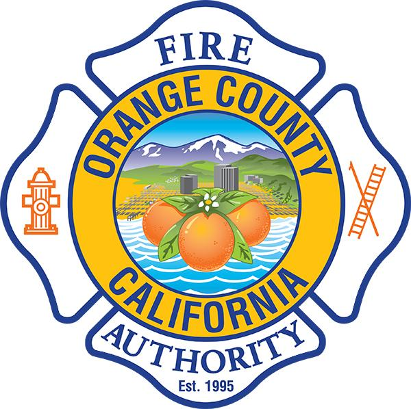 Orange County Fire Authority Logo